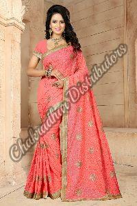 Bridal Georgette Designer Saree