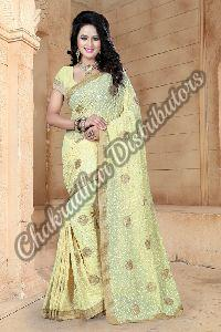 Bridal Georgette Festival Saree