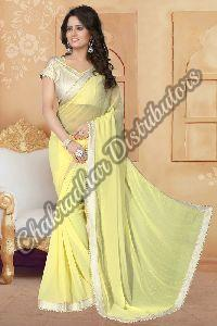 Georgette Antique Festival Saree
