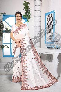 Georgette Kashmiri Queen Designer Saree