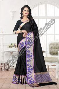 Norita Vichitra Silk Casual Saree