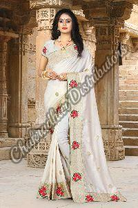 Pehnava Vichitra Silk Wedding Saree