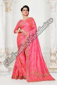 Rajwadi Silk Parthvi Wedding Saree