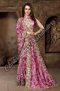 Senorita Mayo Silk Wedding Saree