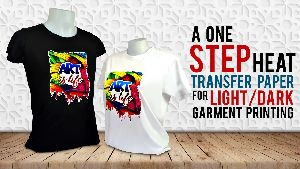Garment Heat Transfer Printing Services