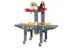 Semi Automatic Carton Taping Machine (PW-551TB)