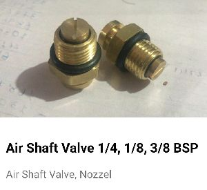 Air Shaft Valve
