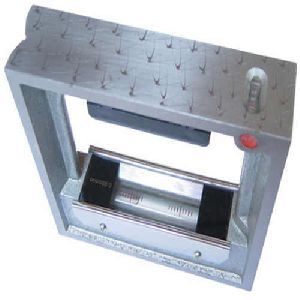 Spirit Square Level Calibration