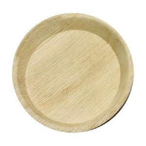 4 Inch Round Areca Leaf Plate