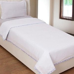 Plain Single Bed Sheet