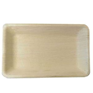 Rectangle Areca Leaf Plates