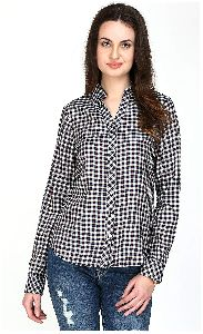 Womens Full Sleeve Shirt