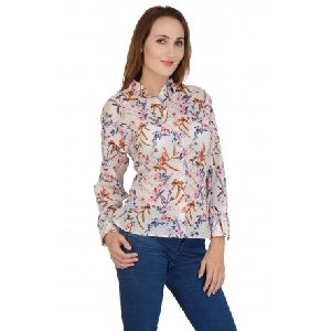 Womens Printed Shirt
