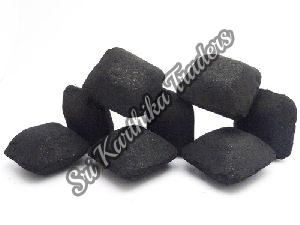 Coconut Shell Charcoal Briquettes
