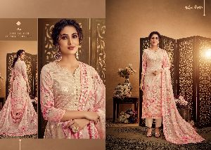 DN-1802 Ladies Designer Suits