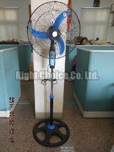 VX-FN1404-110 Digital Pedestal Fan