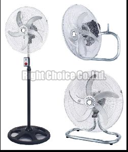 VX-FN671-110 Digital Pedestal Fan