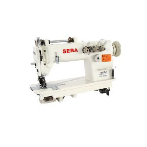Three Needle Chain Stitch Sewing Machine