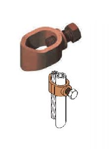 G Type Rod to Cable Clamp