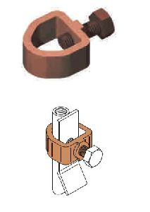 Rod to Tape Clamp