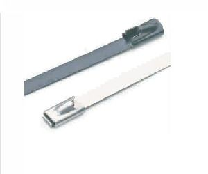 Roller Ball Type Stainless Steel Cable Ties