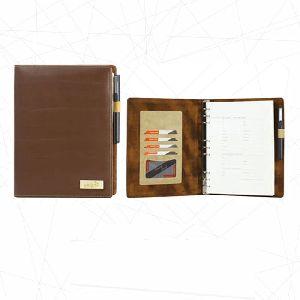 448 D Leatherite Executive Planner
