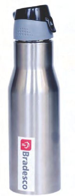 Sports Smart Flip Top Single Wall Bottle
