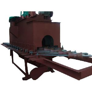 Rubber Belt Tumblast Shot Blasting Machine