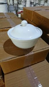 Ceramic Bowl with Lid