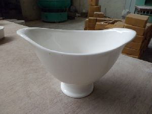 Ceramic Ice Cream Bowl