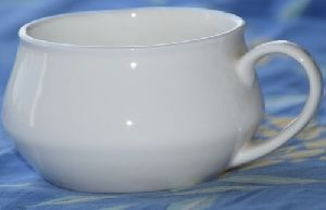 Ceramic Soup Cup