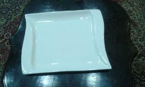Ceramic Square Platter