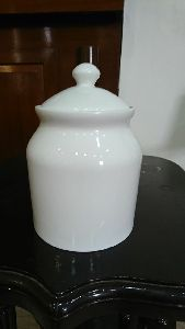 Ceramic Sugar Pot