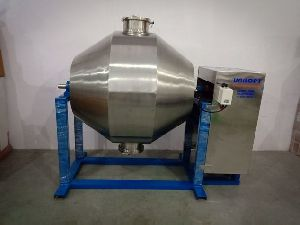 Automatic Stainless Steel Double Cone Mixing Machine
