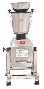 Tilting Mixing Machine