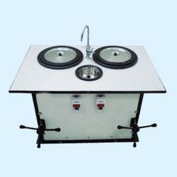 Metallurgical Double Disc Polishing Machine
