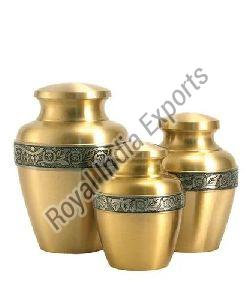 Avalon Bronze Brass Urn