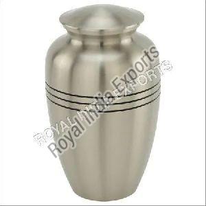 Brass Ash Urn