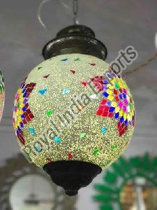 Decorative Indoor Glass Lamp