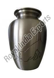 Metal Pet Urn