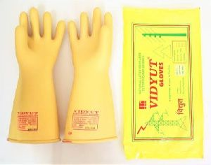 Plain Unisex Hand Gloves