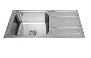 PS 10050AH 304 SS Kitchen Sink