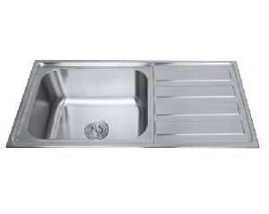 PS-10050AH SS Splash Kitchen Sink