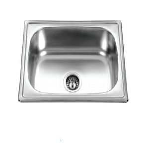 PS 6045X Flow 304 SS Kitchen Sink