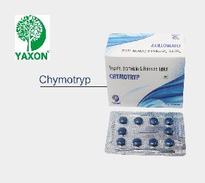 TRYPSIN , BROMELAIN AND RUTOSIDE TABLET