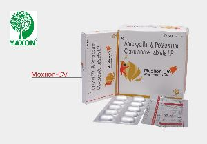Moxiion-CV Tablets