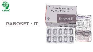 RABEPRAZOLE SODIUM AND  ITOPRIDE HCL CAPSULE