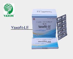 Yaxofit-LE Capsules