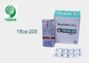 OFLOXACIN 200 MG TABLET