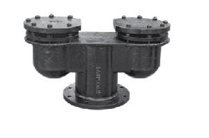 Double Action Air Valve